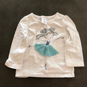 Gymboree Ballerina Top